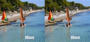 3D Ibiza panoramic 3D sbs video clip download