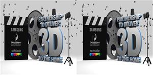 Samsung 3D sbs intro disc free 2016